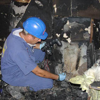 Fire Investigation California