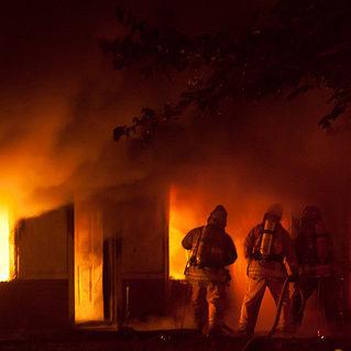Fire Investigation in California